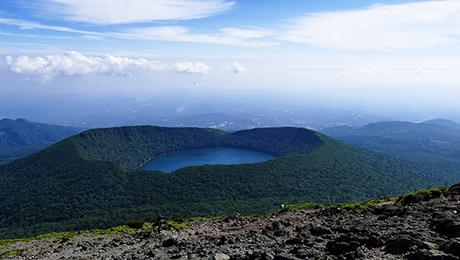 産地は鹿児島・霧島山系。きれいなお水とあたたかい気候で育つから<br>うまいっキー!