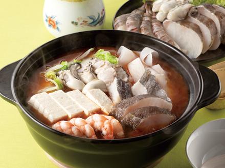 海鮮中華鍋