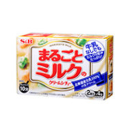 S&B まるごとミルクのクリームシチュー