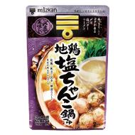 ミツカン 〆まで美味しい地鶏塩ちゃんこ鍋つゆ